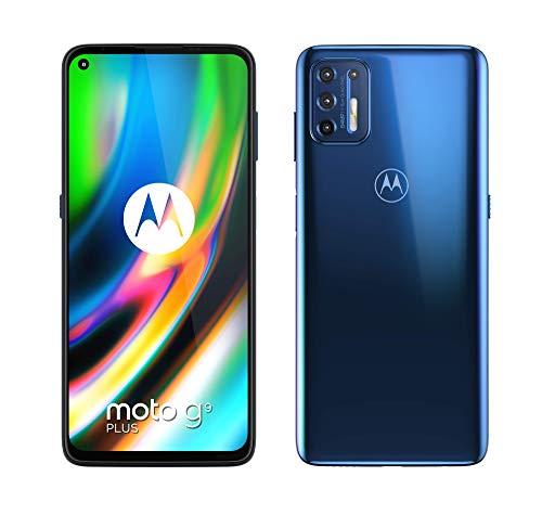 Motorola Moto G9 Plus, 4/128GB, blau