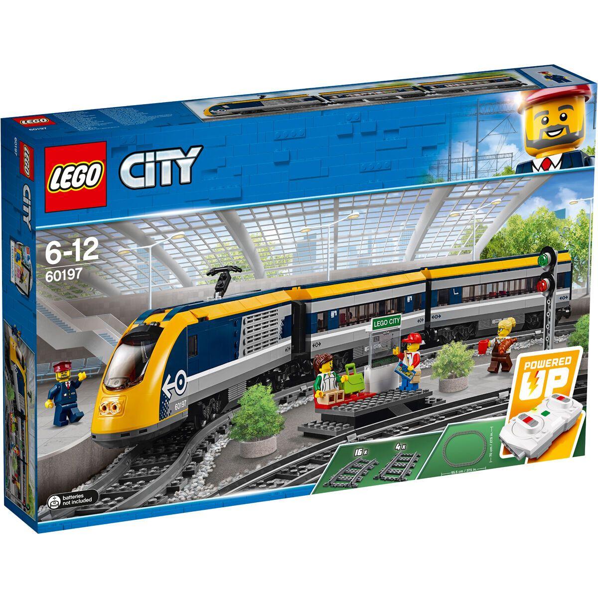 LEGO® City - 60197 Personenzug