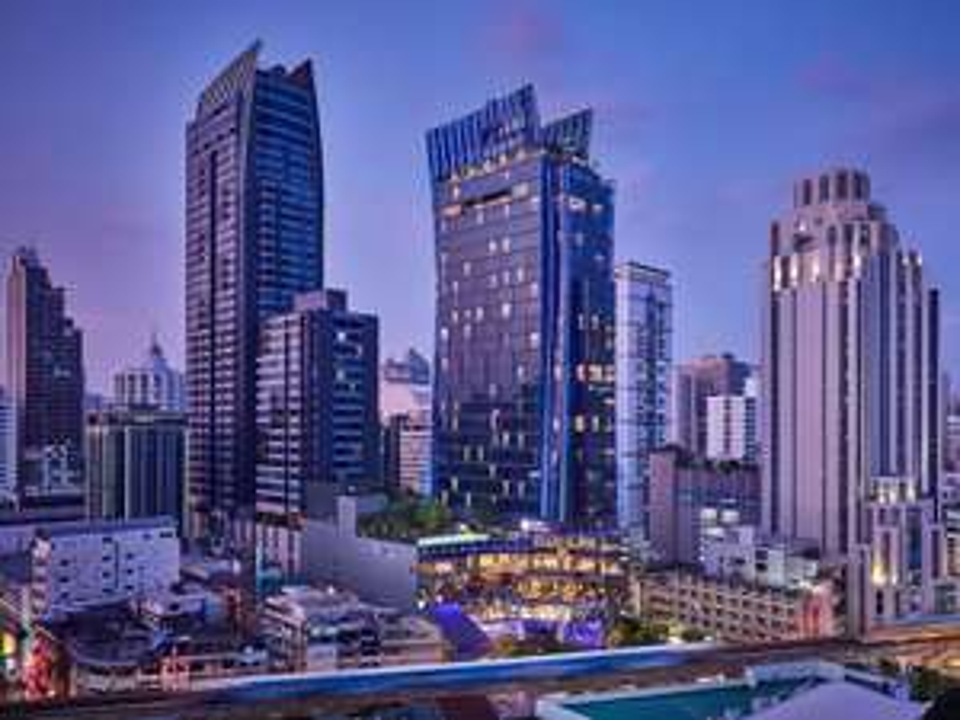 Ein Jahr im Luxushotel in Bangkok für 30.000€