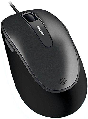[Prime] Microsoft Comfort Maus 4500 schwarz, Kabelgebunden, USB
