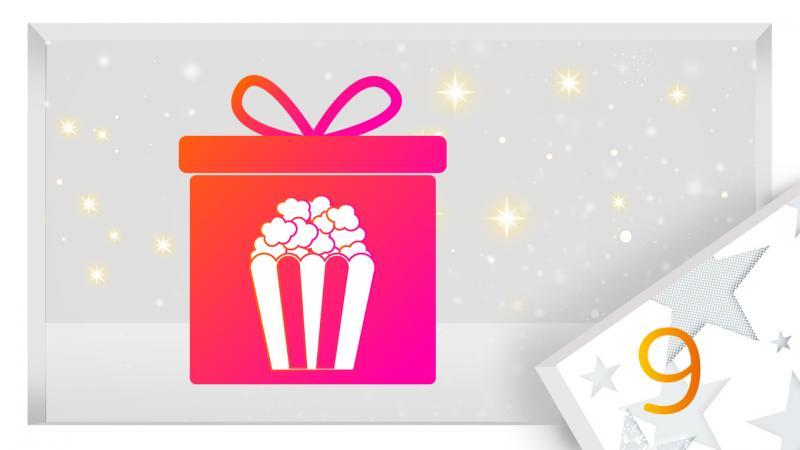Gratis Kinogutschein von Sky Extra im Adventskalender (bis 31.5 einlösbar)