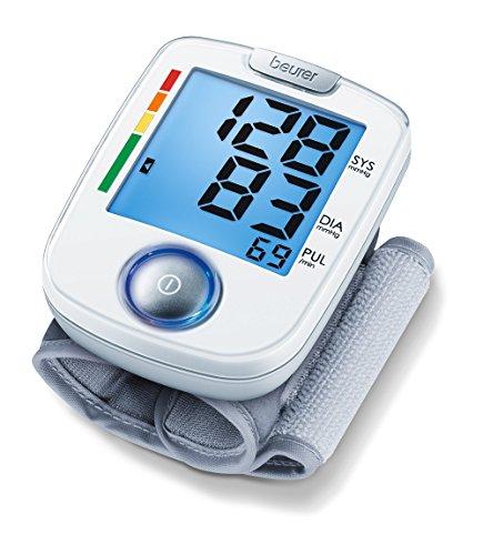 [Amazon Prime] Beurer BC 44 Blutdruckmessgerät für Handgelenk mit komfortabler Ein-Knopf-Bedienung