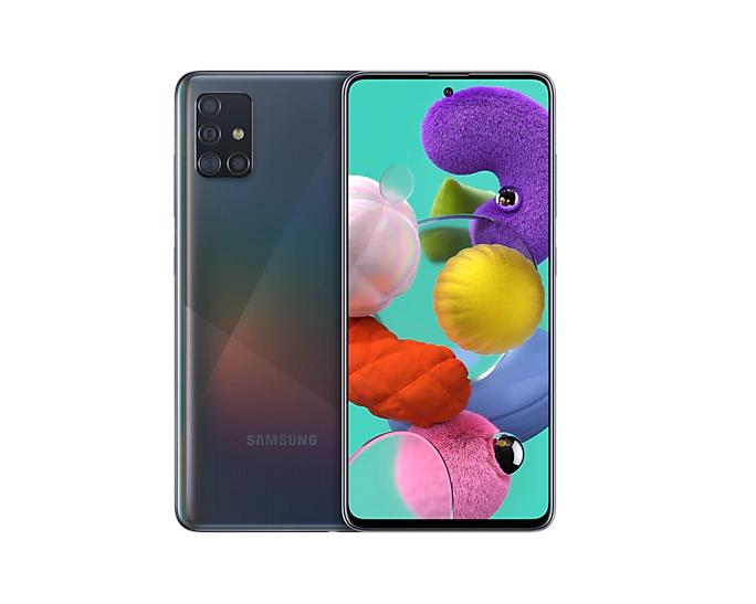 [Samsung Online Shop] Samsung Galaxy A51 alle Farben