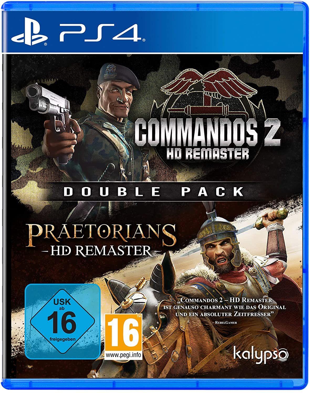 Commandos 2 & Praetorians: HD Remaster Double Pack (Playstation 4 & Xbox One) [Amazon Prime]