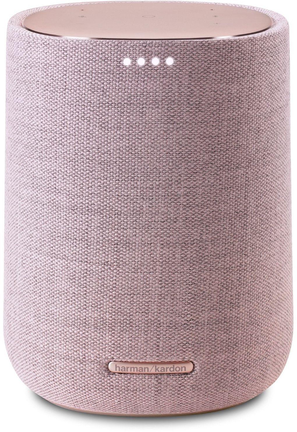 HARMAN KARDON Citation One MKII Bluetooth Lautsprecher, Bluetooth, Pink [Saturn]