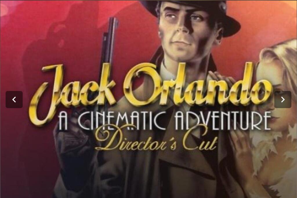 Jack Orlando - Director's Cut Steam Schlüssel: Sprache: Englisch