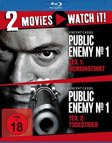 Public Enemy No. 1 - Double Feature (Blu-ray) für 6,97€ inkl. Versand (Amazon Prime)