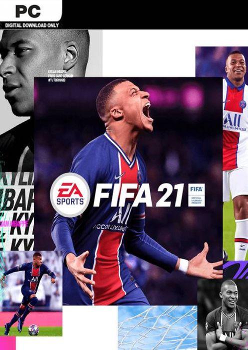 FIFA 21 PC (PC Origin) 25,99 @ CDKeys
