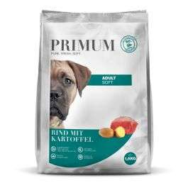 [Pets Premium] 4x 1,5 kg Primum Soft Hundefutter (MHD Ware!) Made in Germany