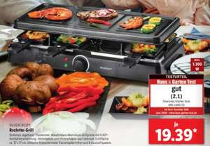 Raclette-Grill!