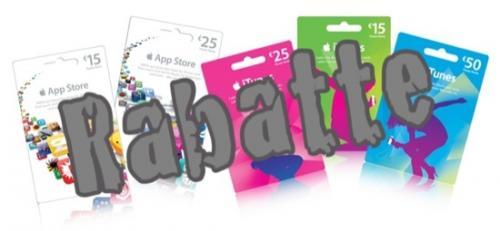 [offline] 25€ iTunes Karte für 20€ @MediaMarkt