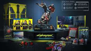 Cyberpunk Collectors Edition PS4