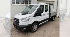 Privat + Gewerbe Leasing 139€ GF 0,39 - Ford Transit 350er Doppelkabine Pritsche LKW L3 130PS Trend AHZV inkl. Wartung