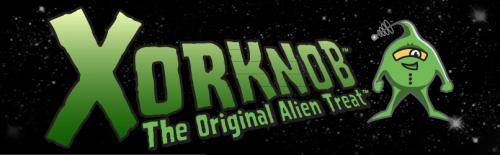 Kostenlose Xorknob-Alien-Lebkuchen zum Probieren