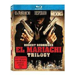 Media Markt (lokal? Oldenburg): El Mariachi Trilogy auf Blu-ray für 14,99 Euro.