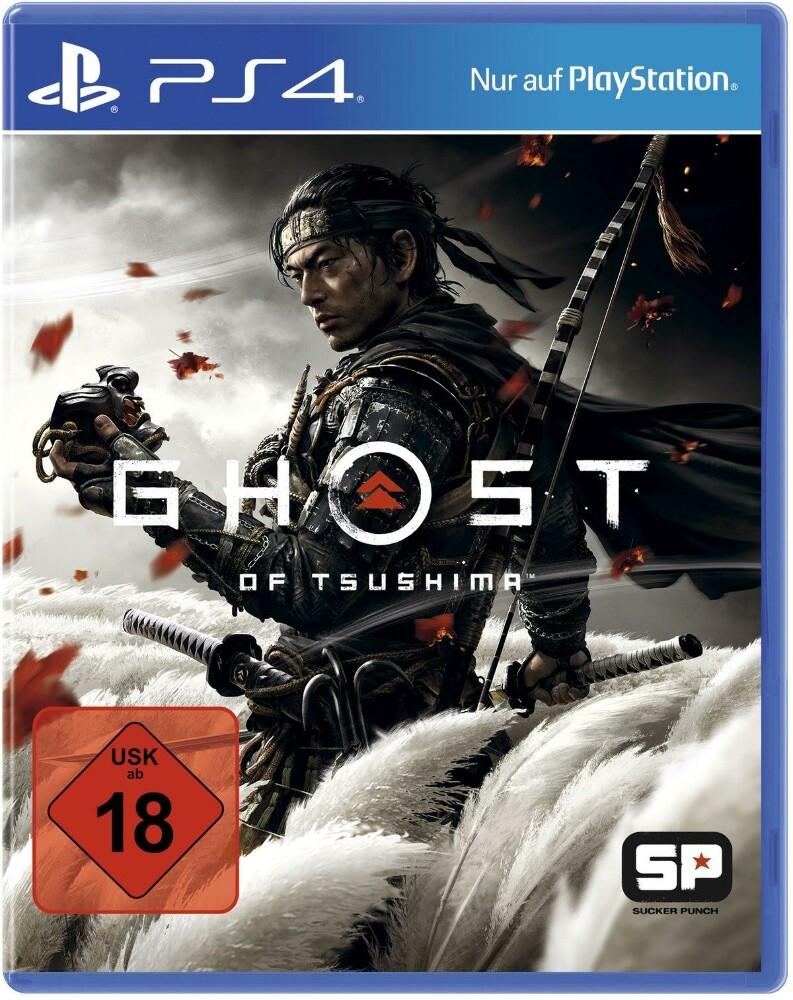 Ghost Of Tsushima PS4 (Abholung Berlin, Delmehorst, Oldenburg)
