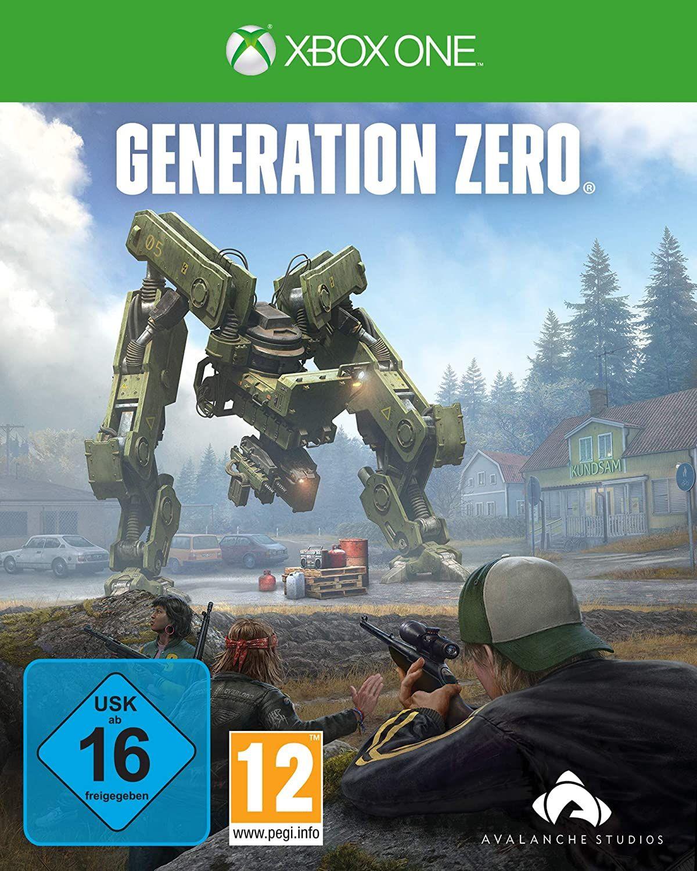 Generation Zero (Xbox One & PS4) [Amazon Prime]