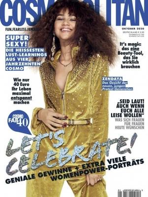 Jahresabo Cosmopolitan + 50 € Gutschein (z.B. Bestchoice) für 45,50 €