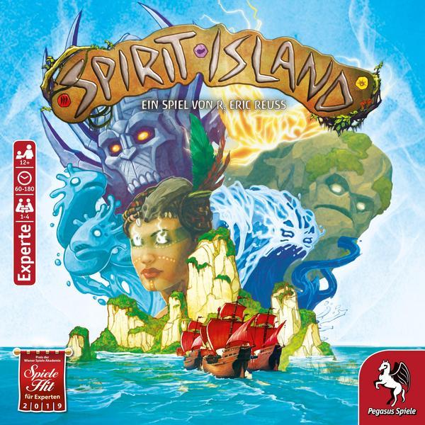 """[Thalia] Spirit Island (""""Expertenspiel"""")"""