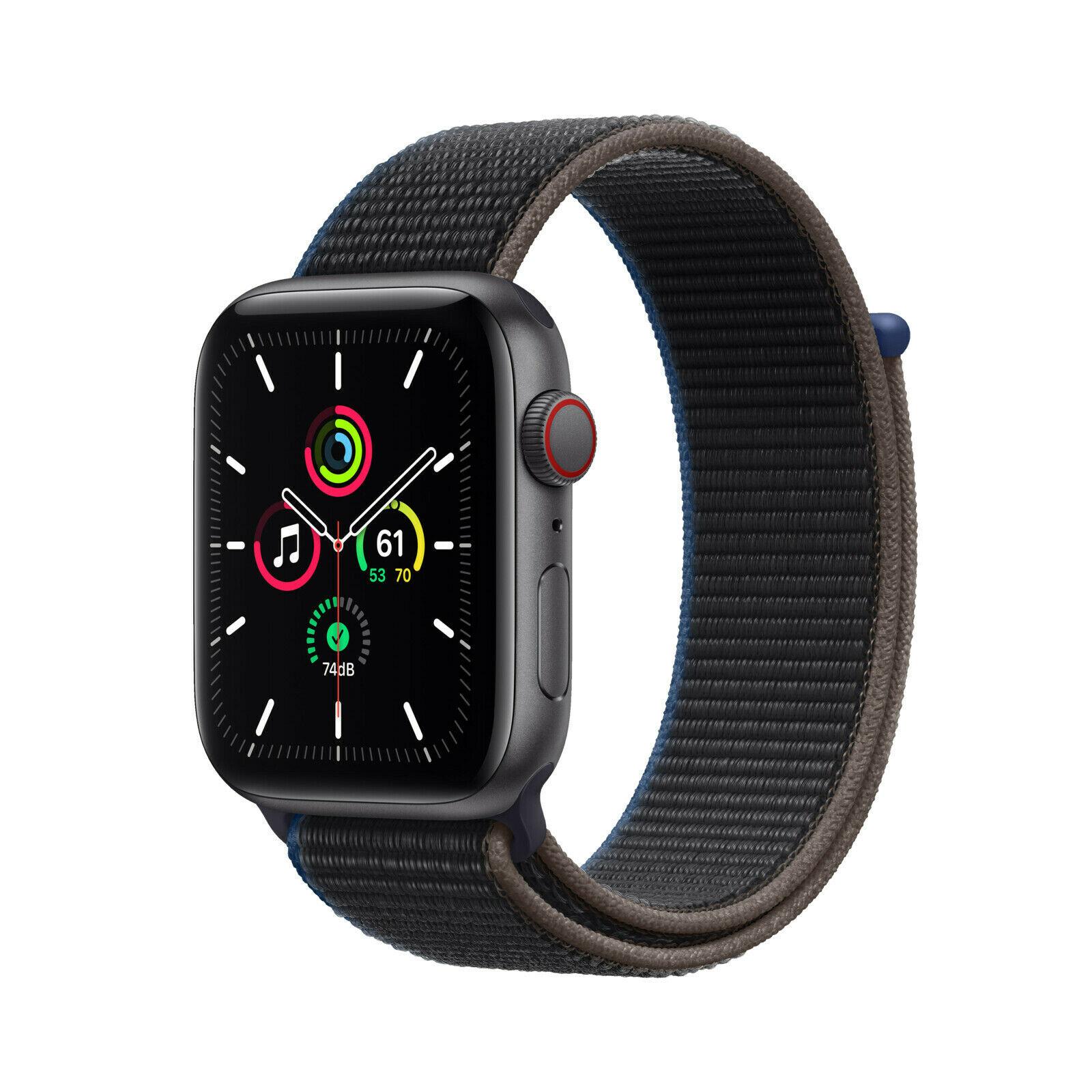 Apple Watch SE LTE+GPS 44mm bei EBay Saturn/MediaMarkt