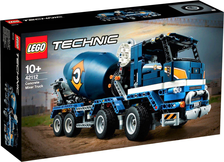 [Maingau] LEGO Technic - Betonmischer-LKW (42112) nur für Maingau Kunden