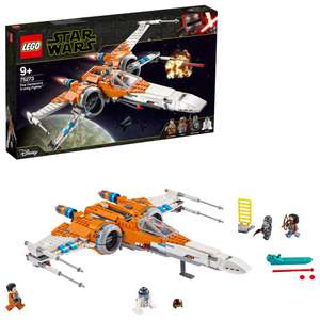 LEGO 75273 Star Wars Poe X-Wing