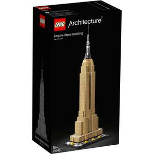 [Galeria.de   Kundenkarte] LEGO Architecture - 21046 Empire State Building