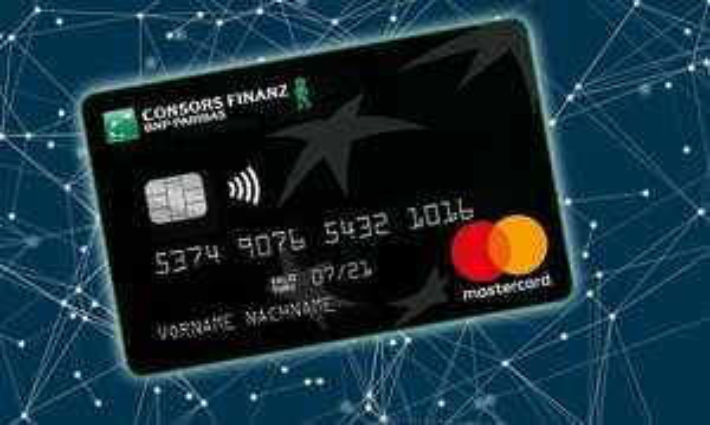 "MasterCard ""Consors Finanz"" 0€ p.a. (kostenlos) 50€ Startguthaben + 45€ Shoop Bonus on Top, Apple / Google Pay"
