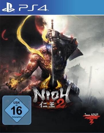 Nioh 2 (PS4) für 24,24€ bei Amazon & GameStop Filialen