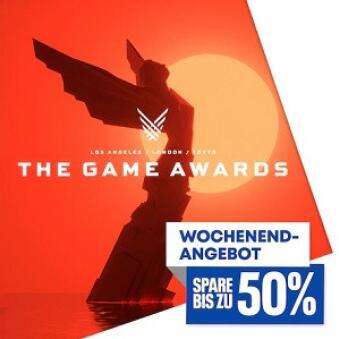 Playstation Store - The Game Awards Sale - z.B. STAR WARS Jedi: Fallen Order™ für 25,19€