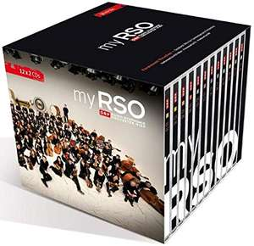 Radio Symphonieorchester Wien - My RSO Box I - 24 CDs
