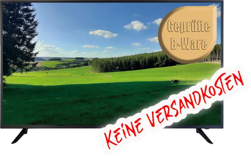 [JTC Online Shop B-Ware] 55 Zoll Smart TV für 209 Euro | 43 Zoll Smart TV für 139 Euro | 40 Zoll TV für 99 Euro | 32 Zoll TV für 69 Euro