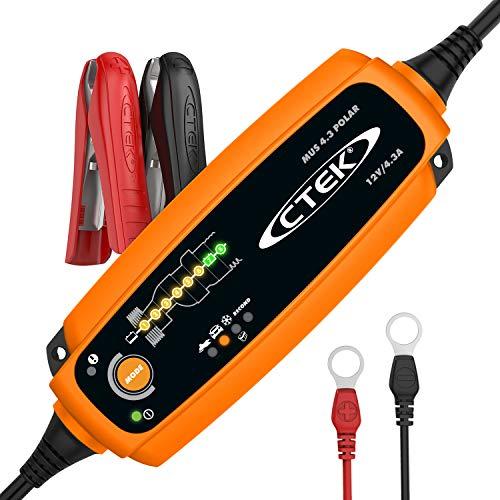 CTEK MXS 4.3 Polar Batterieladegerät