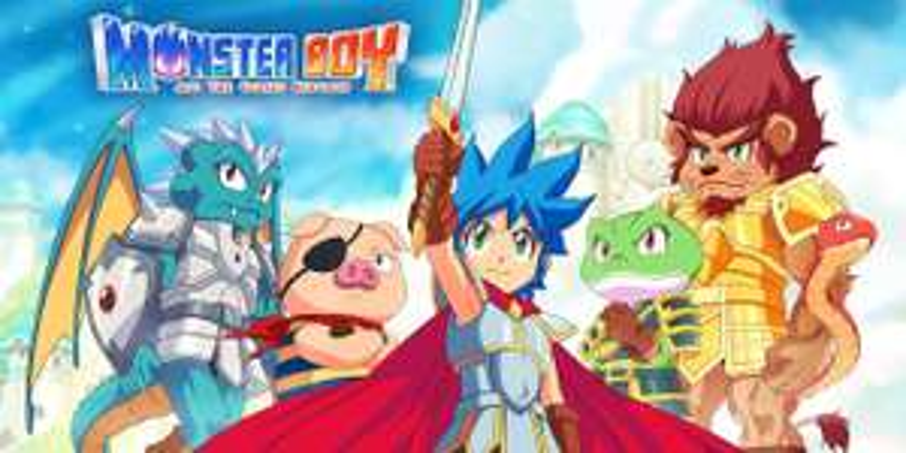 Monster Boy and the Cursed Kingdom für 14,79€ im Nintendo eShop (Switch)