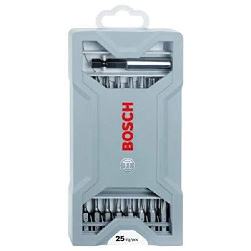 Bosch Professional 25tlg. Schrauberbit-Set mit Magnet Halter (Prime)
