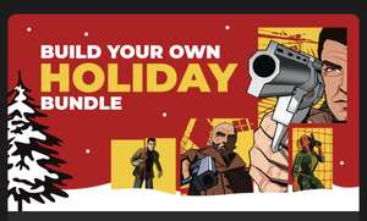 Build your own Holiday Bundle (Steam) z.B. XIII - Classic für 1€