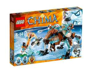 LEGO® Legends of Chima™ 70143 Sir Fangars Säbelzahn-Roboter