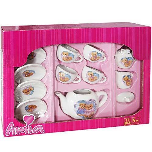 [Amazon.de/Prime] Beeboo Kitchen Tee-Service aus Porzellan 11-tlg.