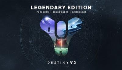 [Steam-Key] Destiny 2 - Legendary Edition (Alle Erweiterungen)