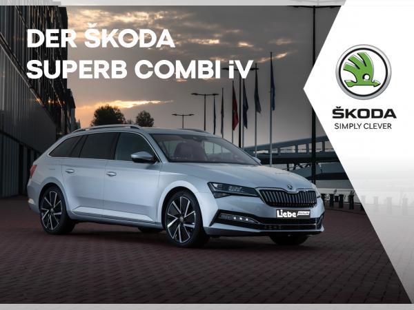 Privatleasing: Skoda Superb Combi iV / 218 PS für 247€ (eff 276€) monatlich - LF: 0,54