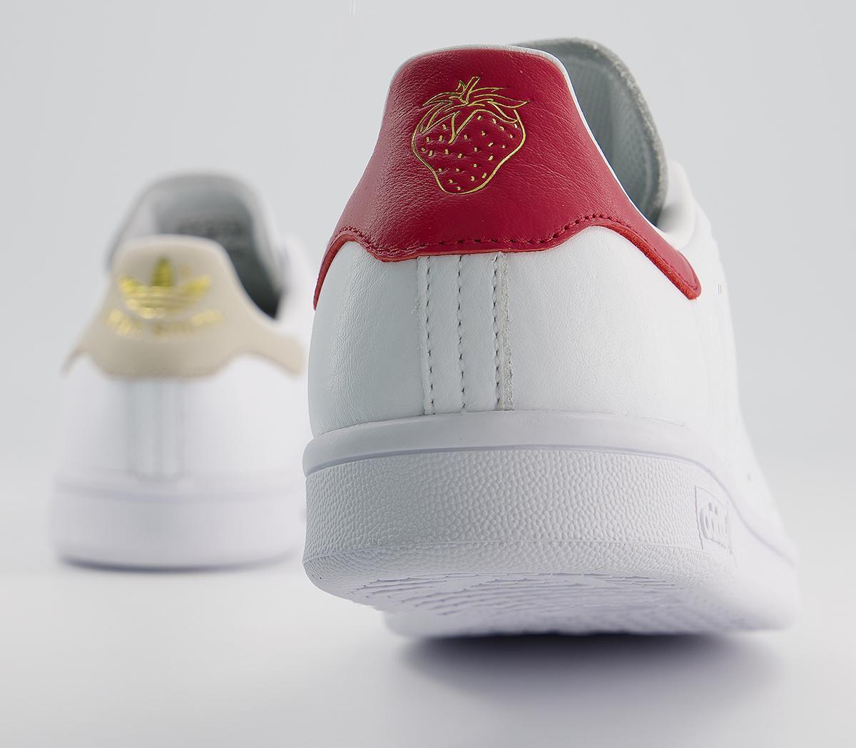 Adidas Stan Smith in rot für 40€ + 5€ Versand= 45€ statt 100€