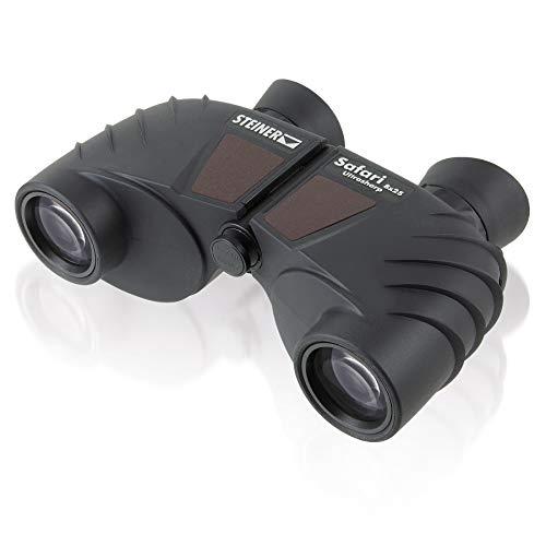 Steiner Safari UltraSharp 8x25 Fernglas - Sports-Auto-Focus, High-Contrast-Optik
