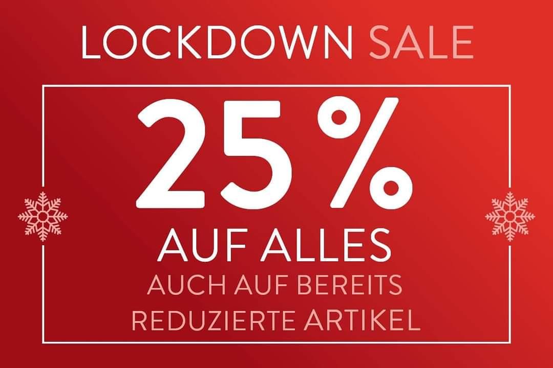 [Lokal Kaufhaus Moses Saalfeld] 25% auf ALLES - auch bereits reduzierte Ware