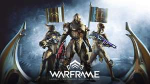 Warframe (PC): Unreal Tournament Weapon Skins [Epic Games Store]