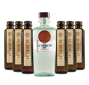 """Bundle"" Le Tribute Gin + hauseigenes Tonic"