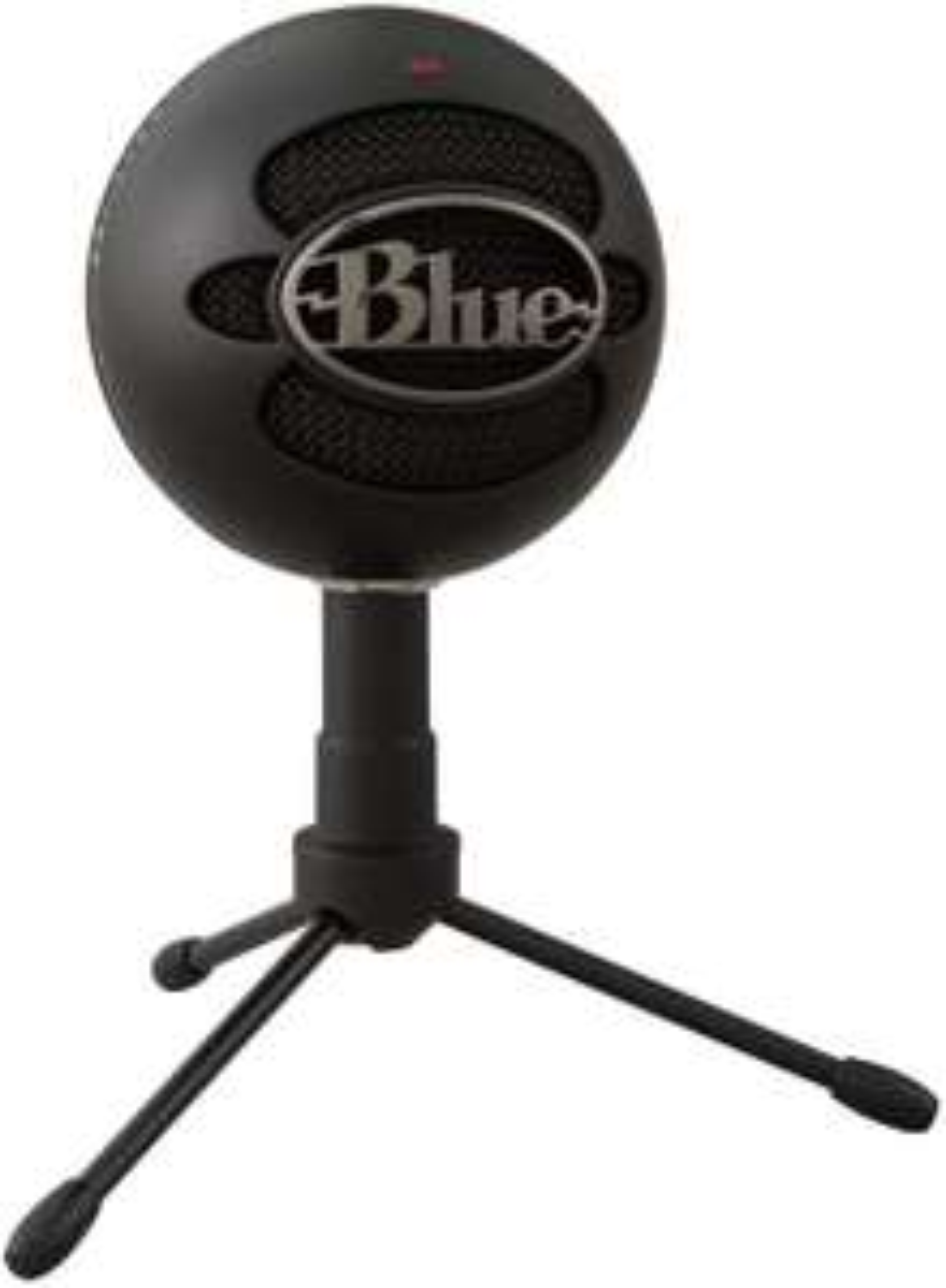 Blue Microphones Snowball USB-Mikrofon (Niere oder Kugel, 3 Modi, 40Hz-18kHz, Tischstativ, Ø325mm, 2m Kabel, 460g)