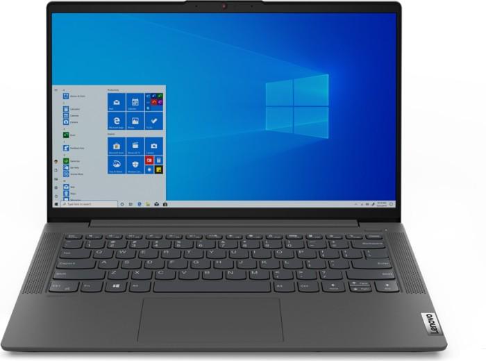 """Lenovo IdeaPad 5 (14"""", FHD, IPS, 300cd/m², i5-1035G1, 8/512GB, MX350 2GB, HDMI 1.4, USB-C + DP & PD, 57Wh, Tastaturbel., Win10, 1.38kg)"""