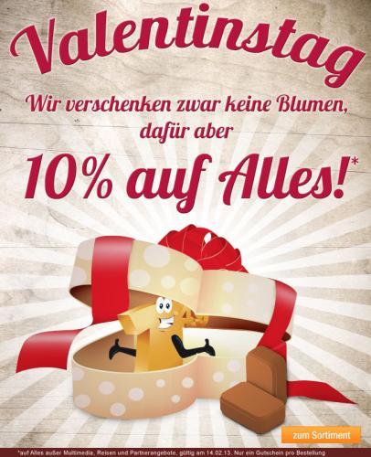 10% auf Alles bei plus.de