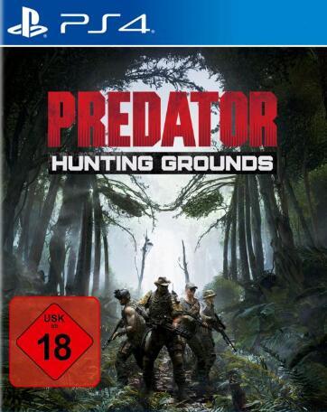 Predator: Hunting Grounds (PS4) für 14,54€ bei GameStop Filialen
