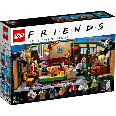 Lego 21319 LEGO Ideas - Friends Central Perk außerdem Harry Potter - Uhrenturm 75948 Der Fahrende Ritter 75957- Galeria Karstadt Kundenkarte